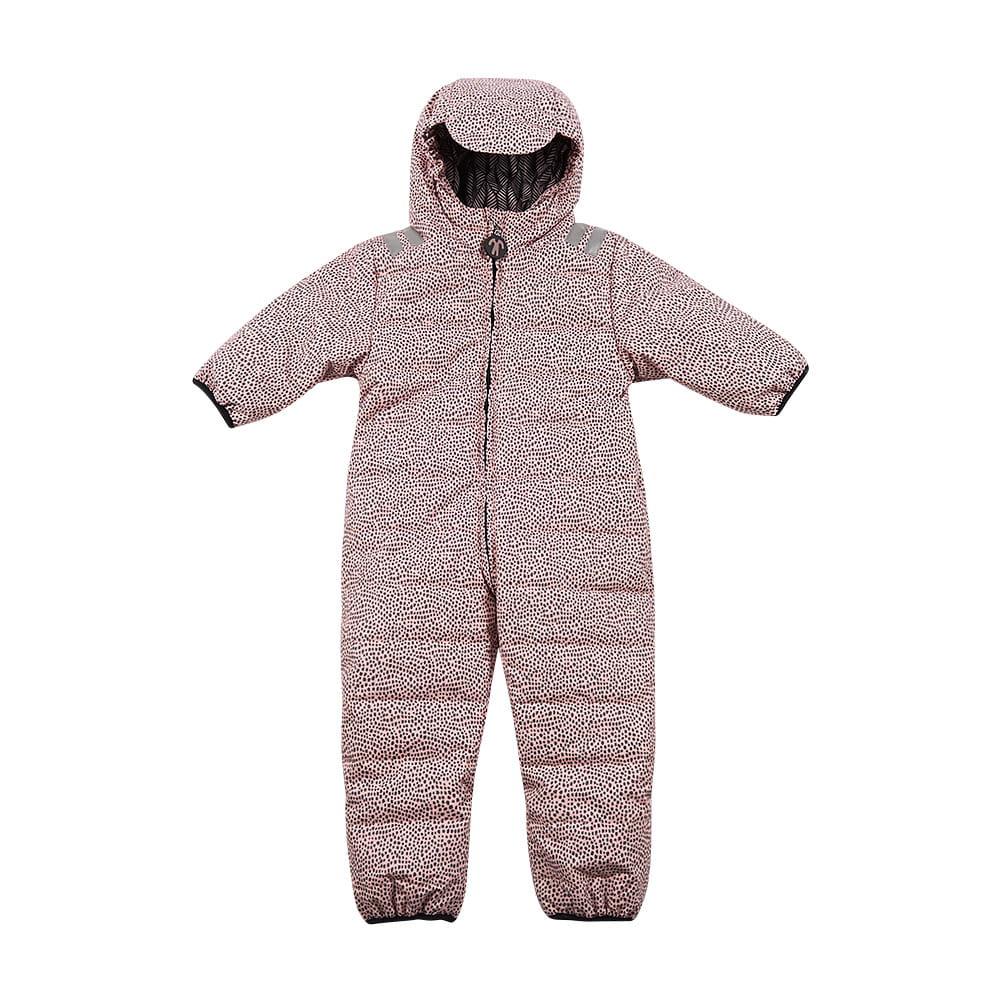 Kombinezon zimowy nieprzemakalny dla dziewczynki Ducksday, June, rozmiar 86