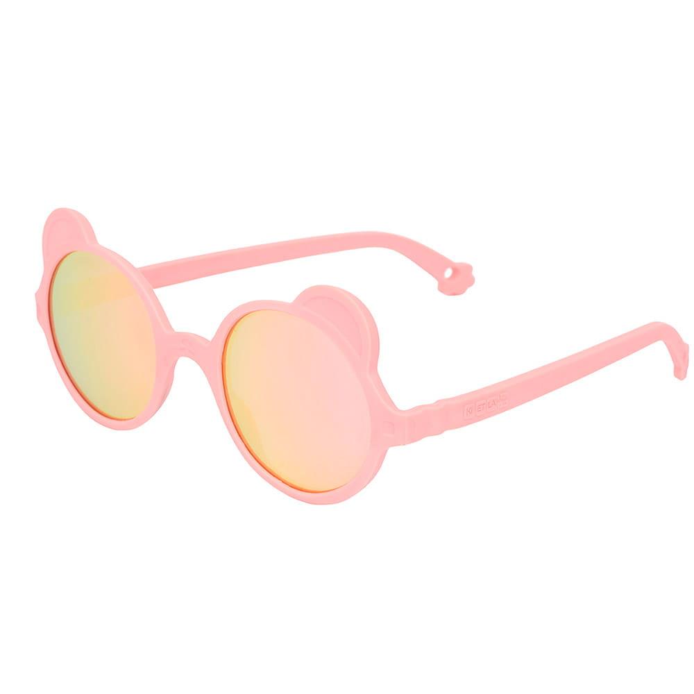 Okulary przeciwsłoneczne KiETLA OurS'on, Peach 1-2 lata