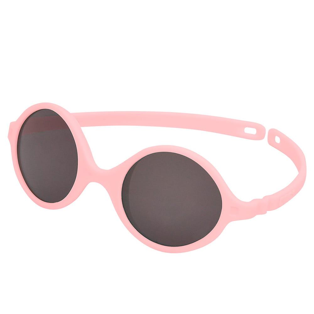 Okulary przeciwsłoneczne KiETLA Diabola, Blush 0-1 lat